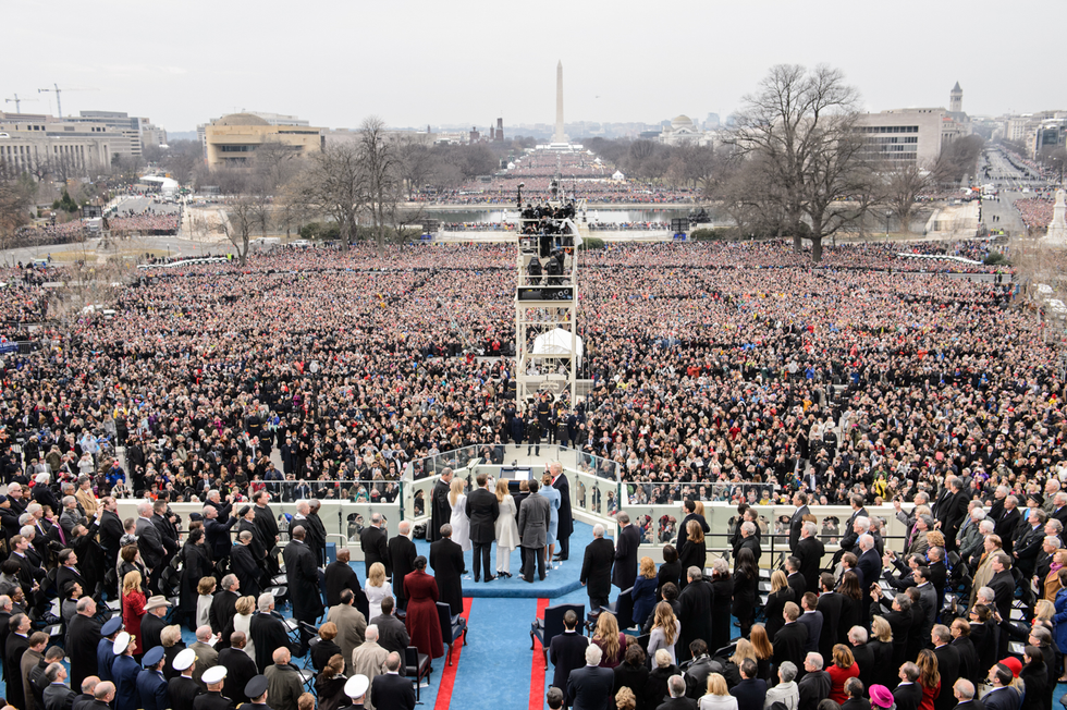 Trump's Sketchy Inaugural Committee Received an Illegal Foreign Donation: Court Documents