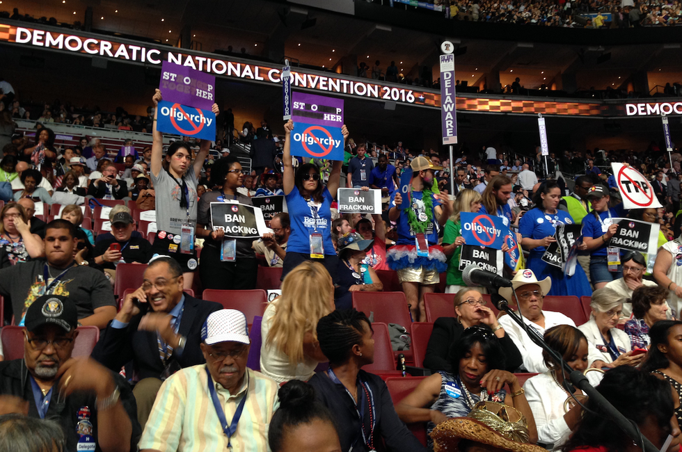 Progressive Democrats Prepare to Deal a Major Blow to Superdelegates' Power over Presidential Nominations