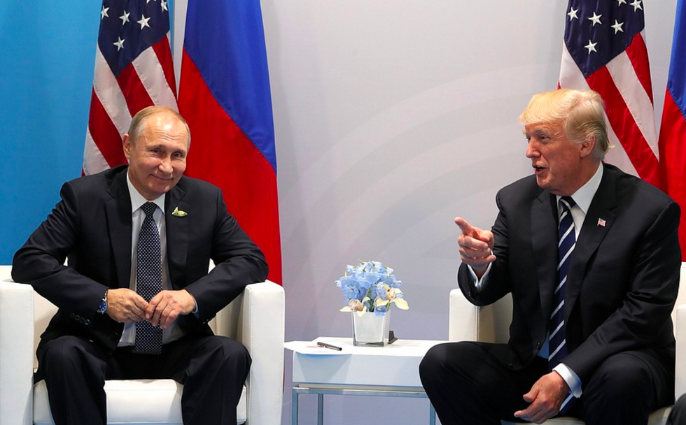 'A Colossal Mistake': Experts Sound the Alarm After Trump Plans to Ditch Nuclear Arms Control Treaty With Russia