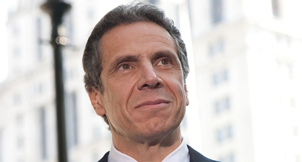 NY governor signs bill allowing Congress to access Trump's state tax returns