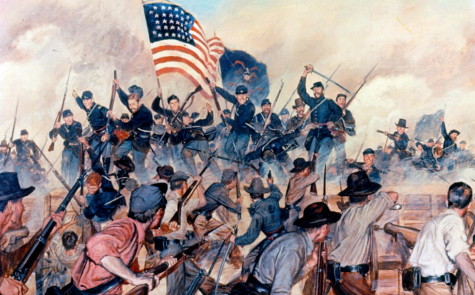 A Historian Explains How Close We Are to A Second Civil War Breaking Out in Trump's America