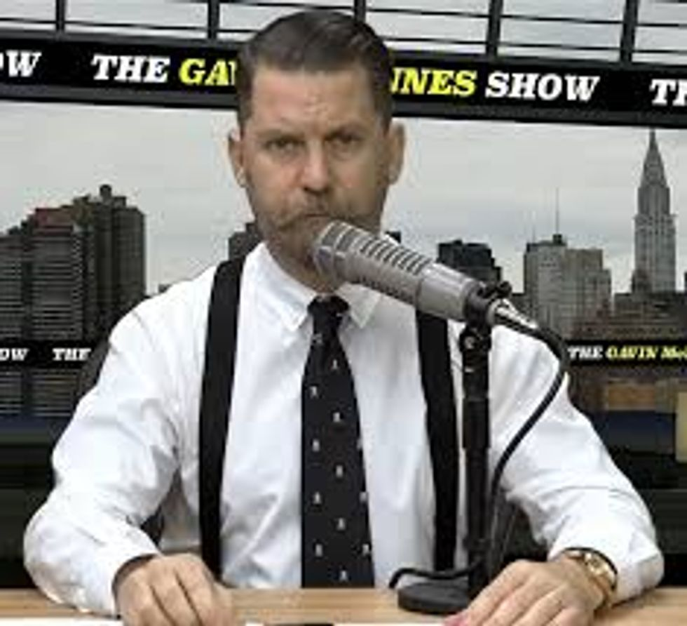 'Proud Boys' founder Gavin McInnes banned from YouTube days after being booted from conservative TV network