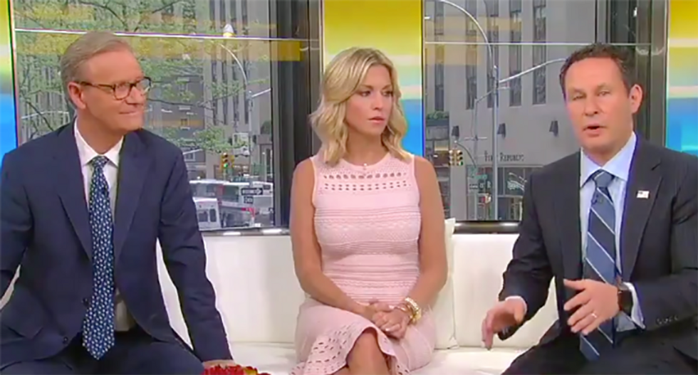 Fox News hosts twist themselves into knots about Trump's massive losses: 'A bold businessman'