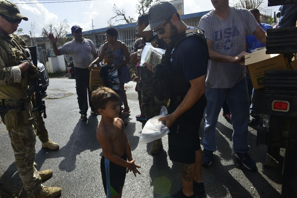 Trump team finally releases billions in hurricane relief for Puerto Rico — with major strings attached