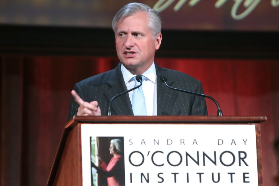 Presidential Historian Jon Meacham Calls Senate Judiciary Hearing a 'Victory of Tribalism'  -  Here's Why That's Spot-On