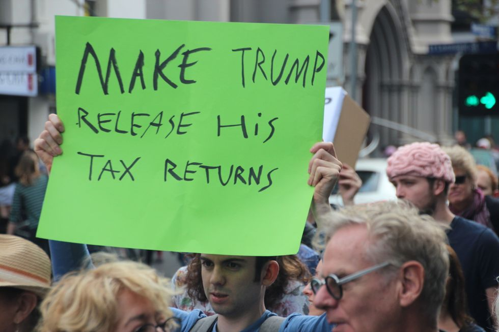 Here's How We Could Finally See Trump's Tax Returns