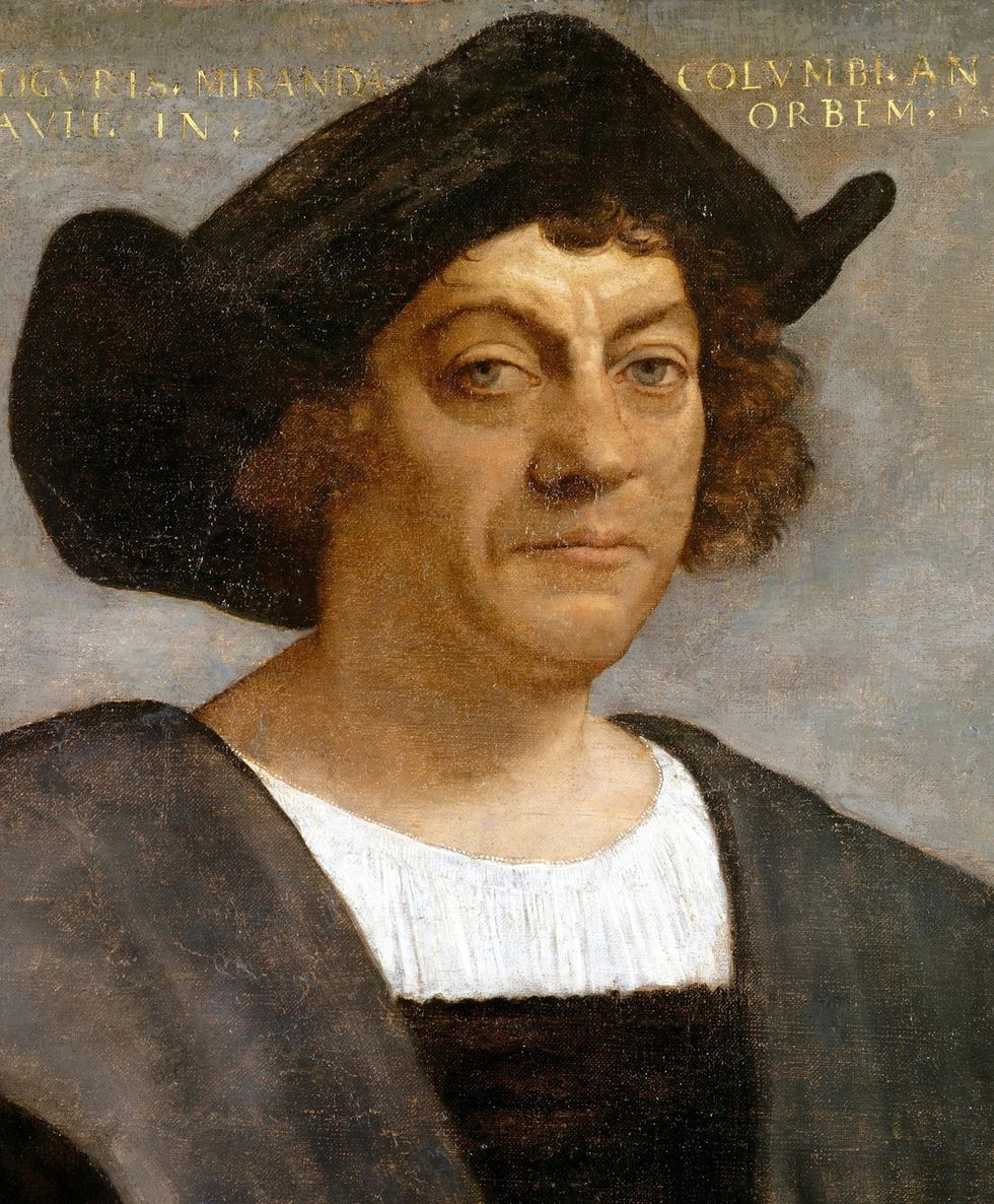 An Archeologist Explains How 'Narcissist' Christopher Columbus Became a National Symbol