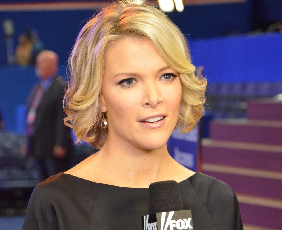 Talk of hiring Megyn Kelly for right-wing conservative network to compete with Fox News