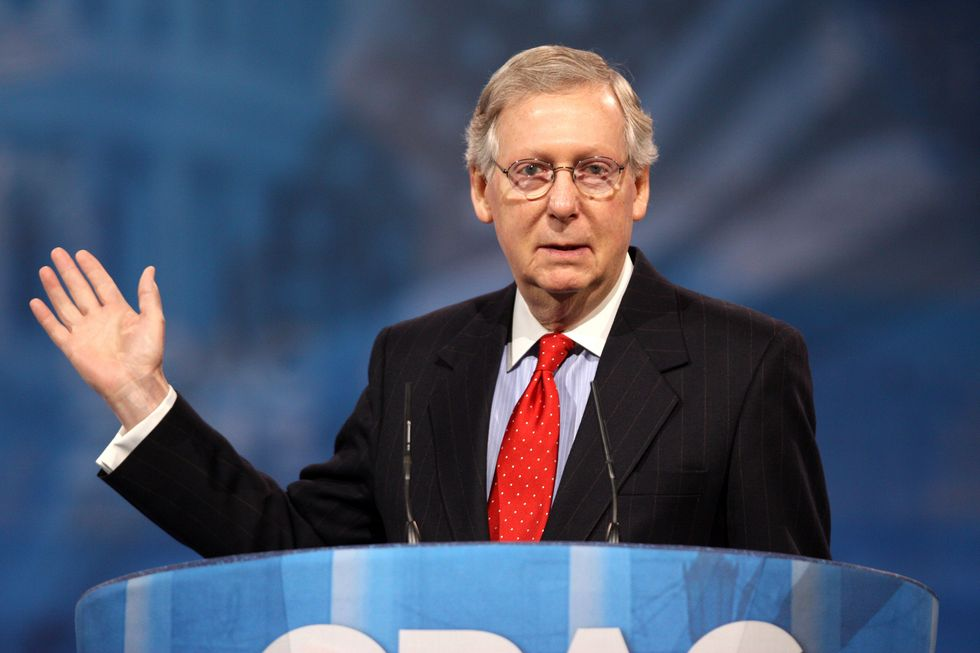 Historian of Nazism Explains Why GOP Senate Leader Mitch McConnell Is the 'Gravedigger of American Democracy'