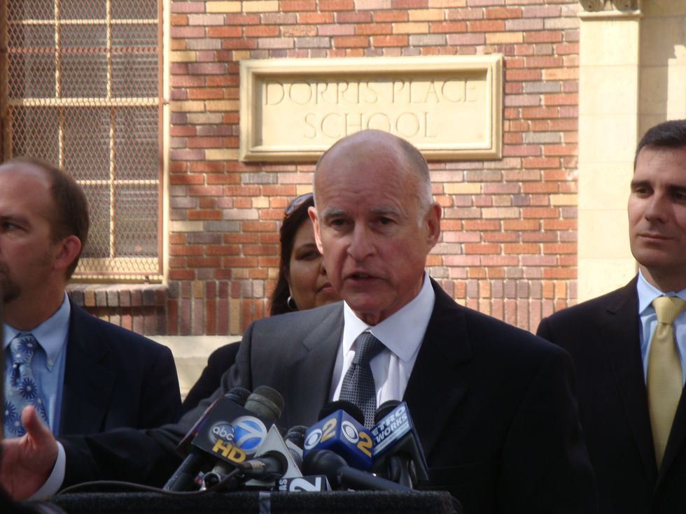 Resistance Hero or Hypocrite? Jerry Brown's Mixed Legacy Paints a Complicated Picture for California Progressives