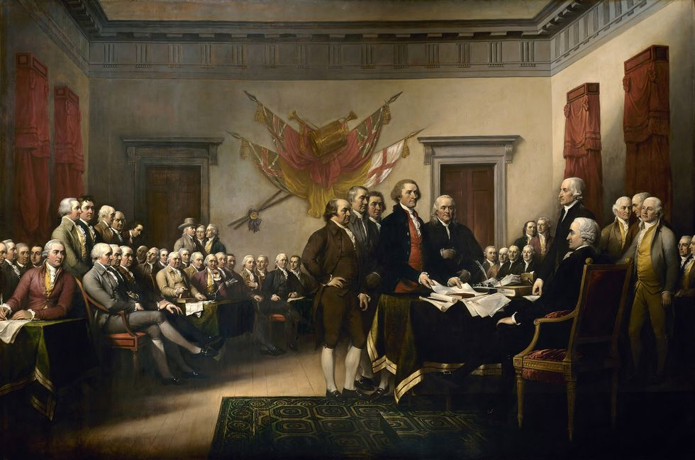 The great American myth: The founders of the US have the society they wanted — one that keeps people like them in power