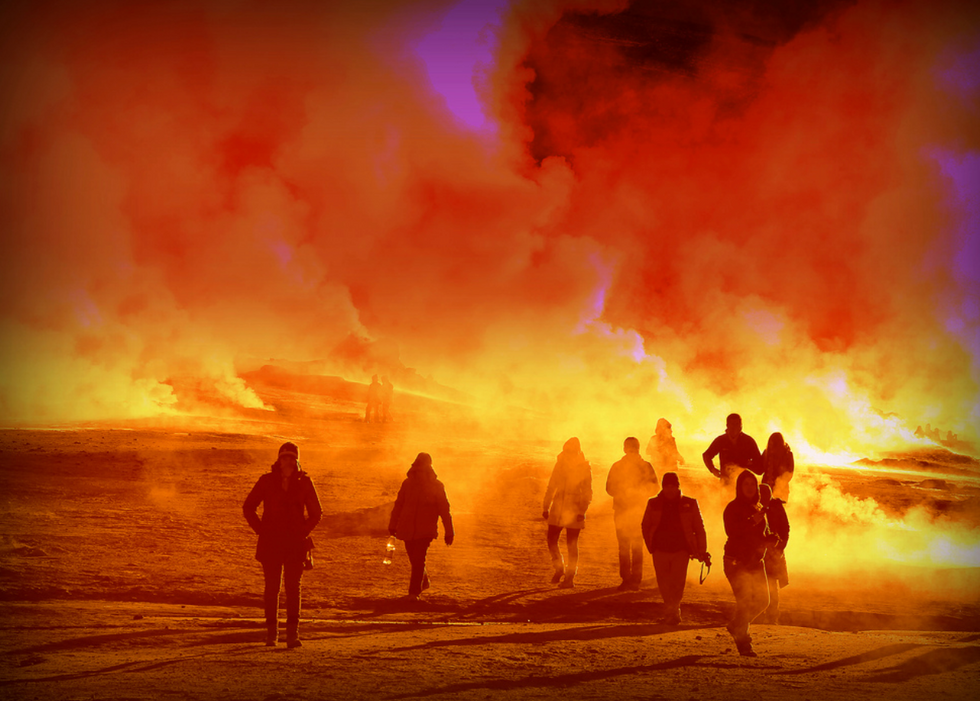 A Psychologist Explains Why So Many Rich People Are Preparing for the End of Days