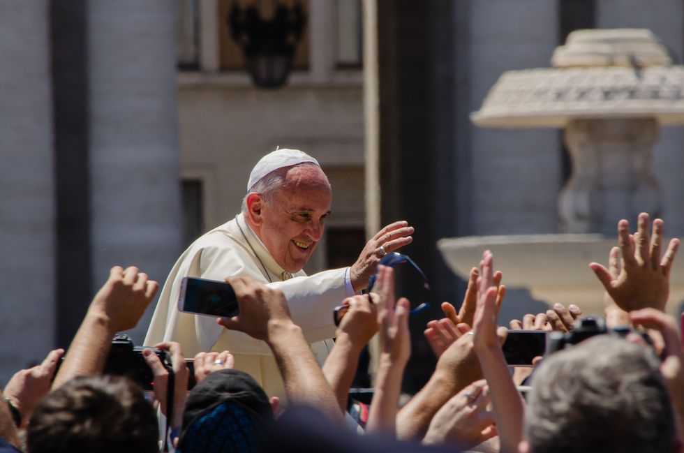 Here's How the Catholic Church's Patriarchal Ideology Breed Predators