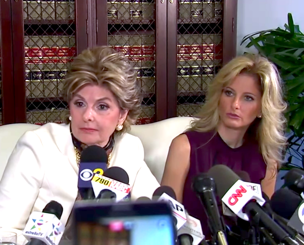 Former Apprentice Contestant Suing Trump Just Forced His Legal Team to Hand Over Evidence Related to Her Sexual Assault Allegations