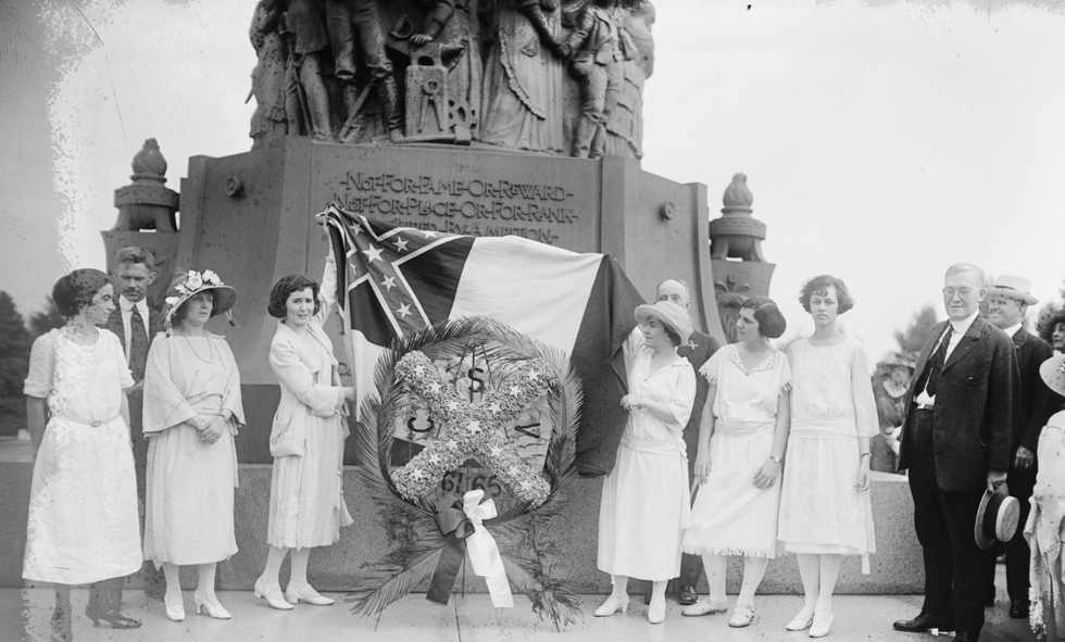 Here Are 7 Things the United Daughters of the Confederacy Do Not Want You to Know About Them
