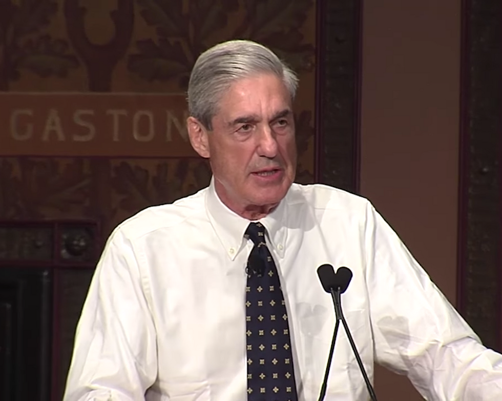 Court Decision Reveals Clues About Mueller's Russia Investigation  -  And Shows He Still Has Secret Leads Concealed from the Public