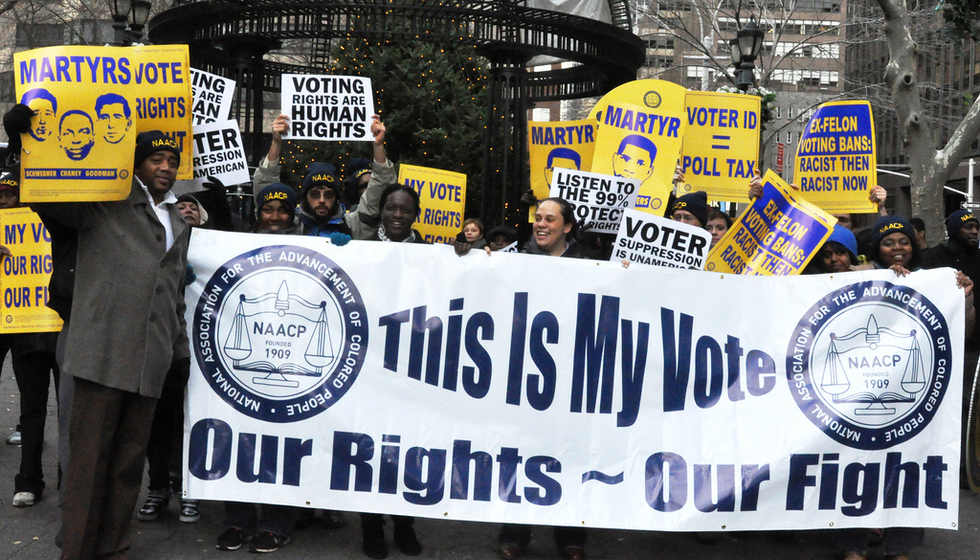In Major Win for Voting Rights, Florida Ends Nation's Largest Felon Disenfranchisement Law