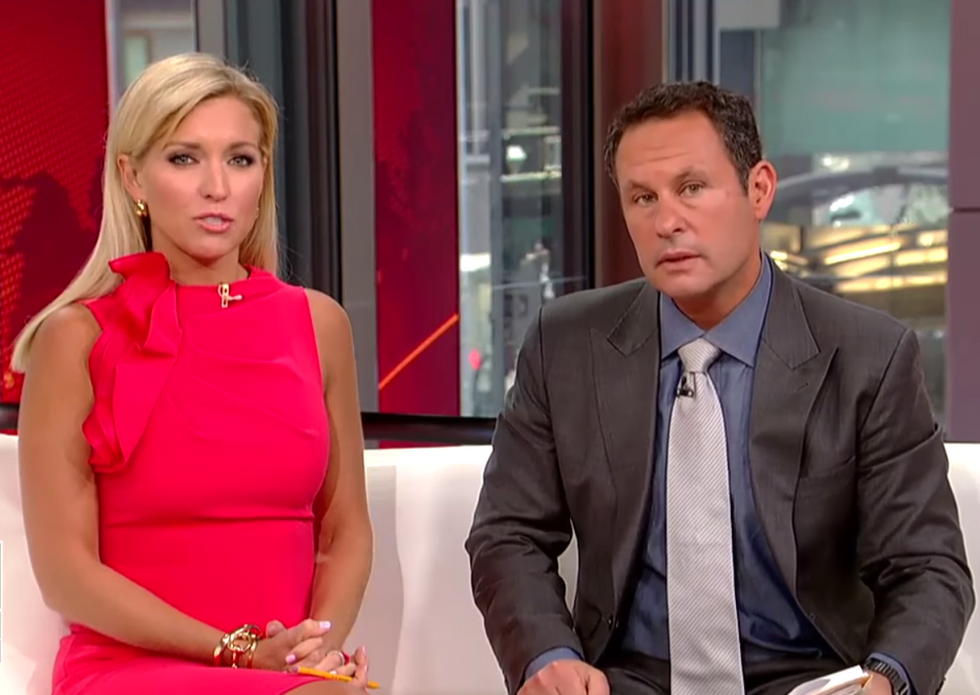 'Fox & Friends' Host Claims that He Accidentally Donated to Trump's Campaign