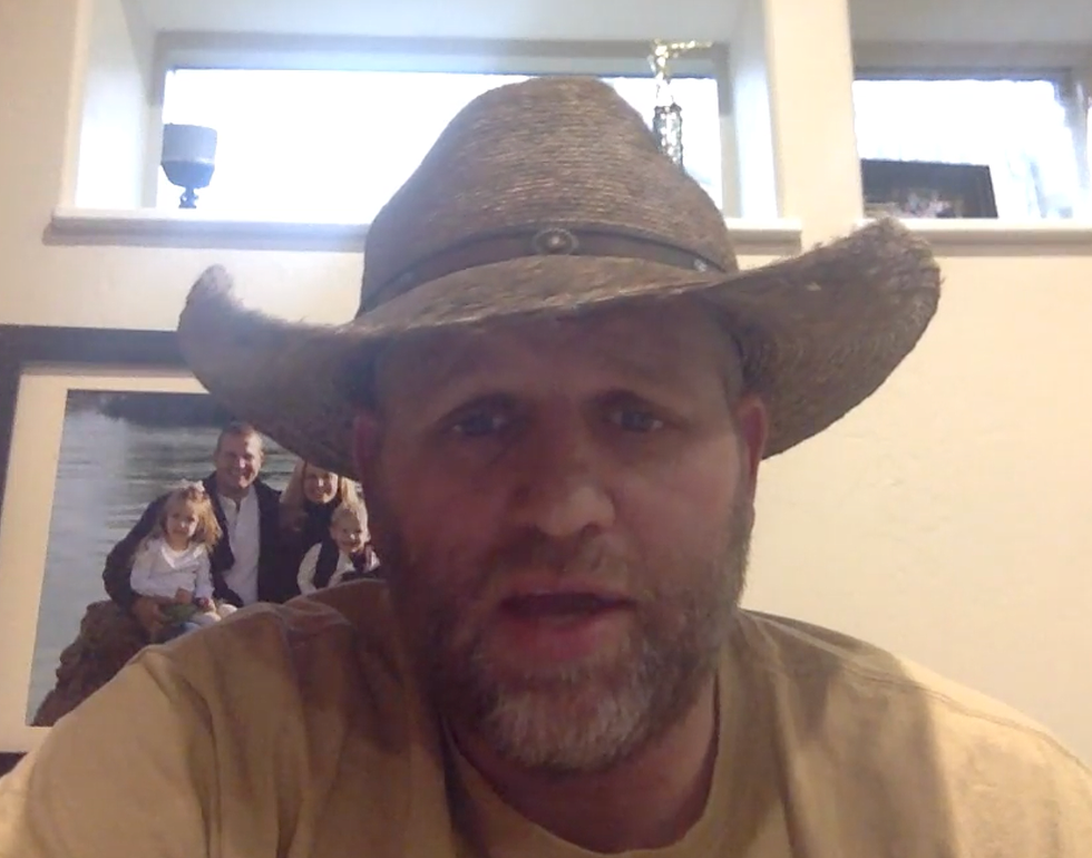 Ammon Bundy breaks with Trump over 'dangerous' and 'fear-based' anti-immigration rhetoric: 'It's all selfishness'