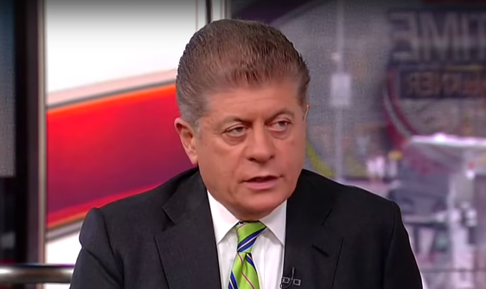 Fox News Legal Analyst Warns FBI Should Interview Ford or Risk Looking 'Like a Political Institution  -  Yet Again'