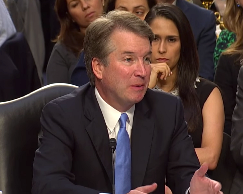 Yet Another Kavanaugh Accuser Alleging a Drunken Assault in 1998 Is Being Investigated by the Senate: Report