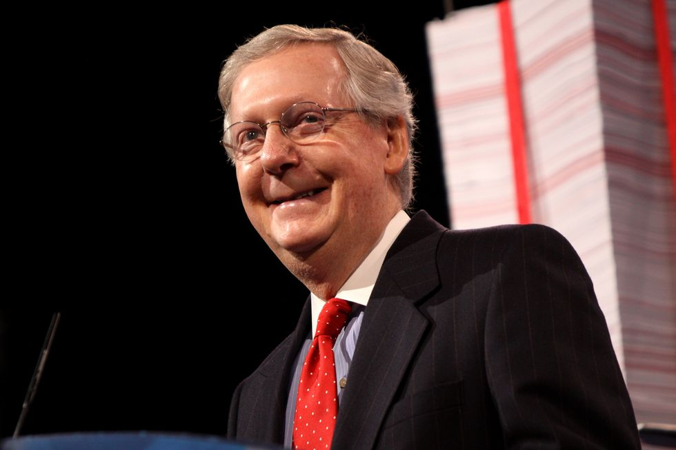 Republicans Cling to Control of the U.S. Senate Despite Trump's Unpopularity  -  Here's What They'll Do with that Power