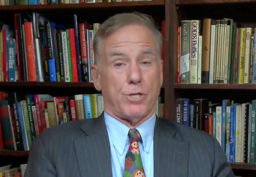 'Trump Is Going to Wreck the Whole Party': Howard Dean Explains How the GOP Could Finally Turn on the President