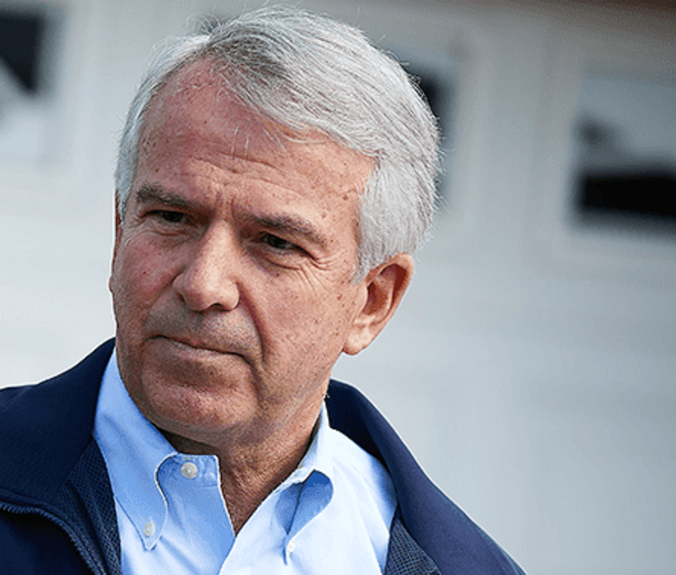New Jersey's GOP Senate Candidate Just Made It Clear: He Wants Voters to Struggle to Get to the Polls