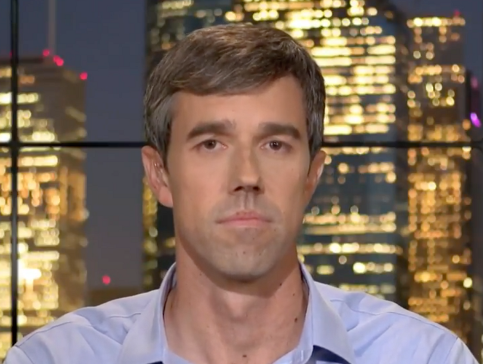 Major Texas Newspaper Dumps Ted Cruz and Gives Glowing Endorsement of Beto O'Rourke