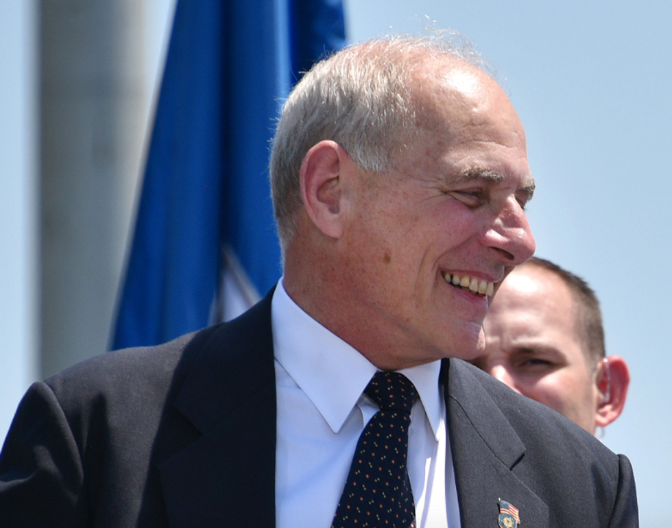 Mueller reportedly questioned John Kelly as part of the special counsel investigation  -  a sign of its expansive scope