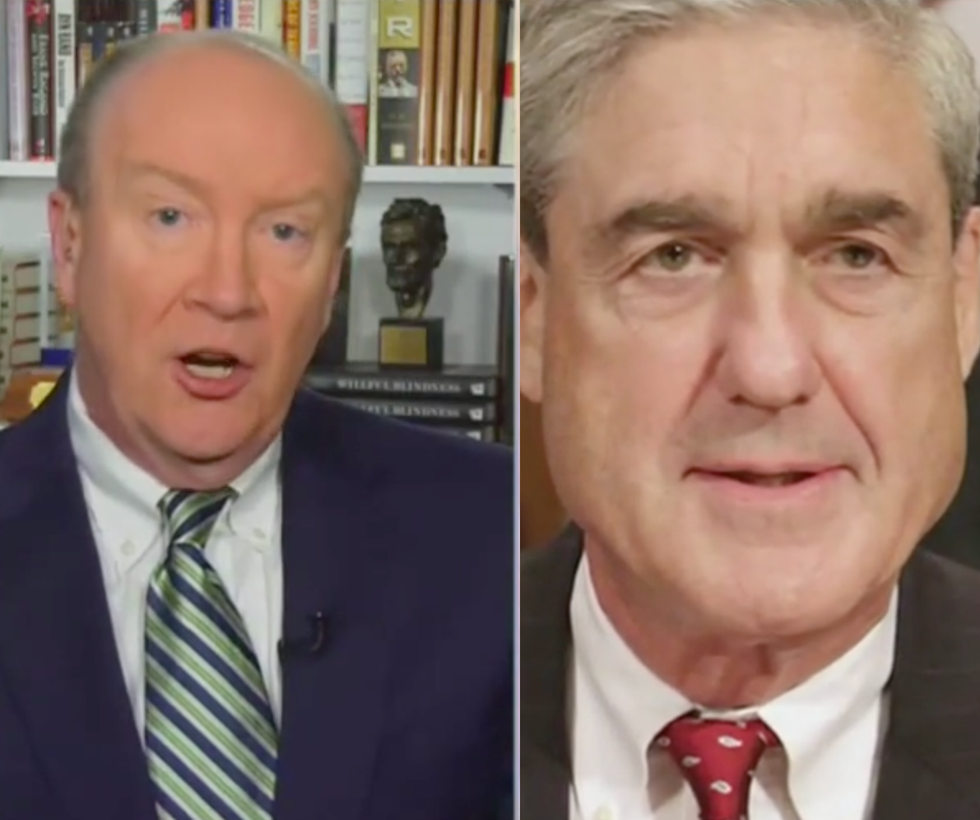 Conservative columnist stuns Fox News: 'It's clear Trump is the target and he'll be indicted eventually'