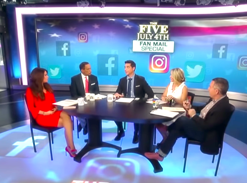 Fox News Host Admits There's No Distinction Between His Network and the Trump White House: 'They're Joined at the Hip'