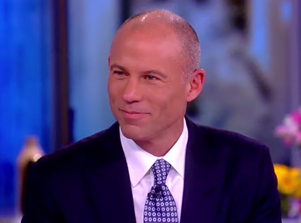 Michael Avenatti was just arrested and faces charges of domestic violence: report