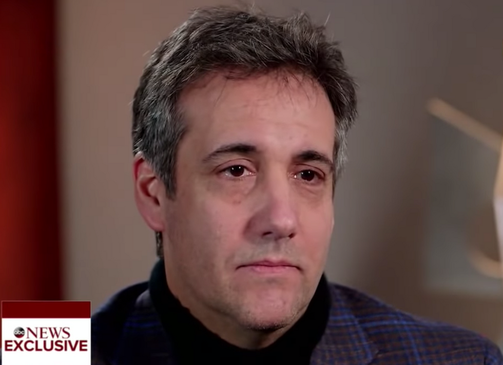 New mystery filing in the case against Michael Cohen is reportedly locked in a court vault
