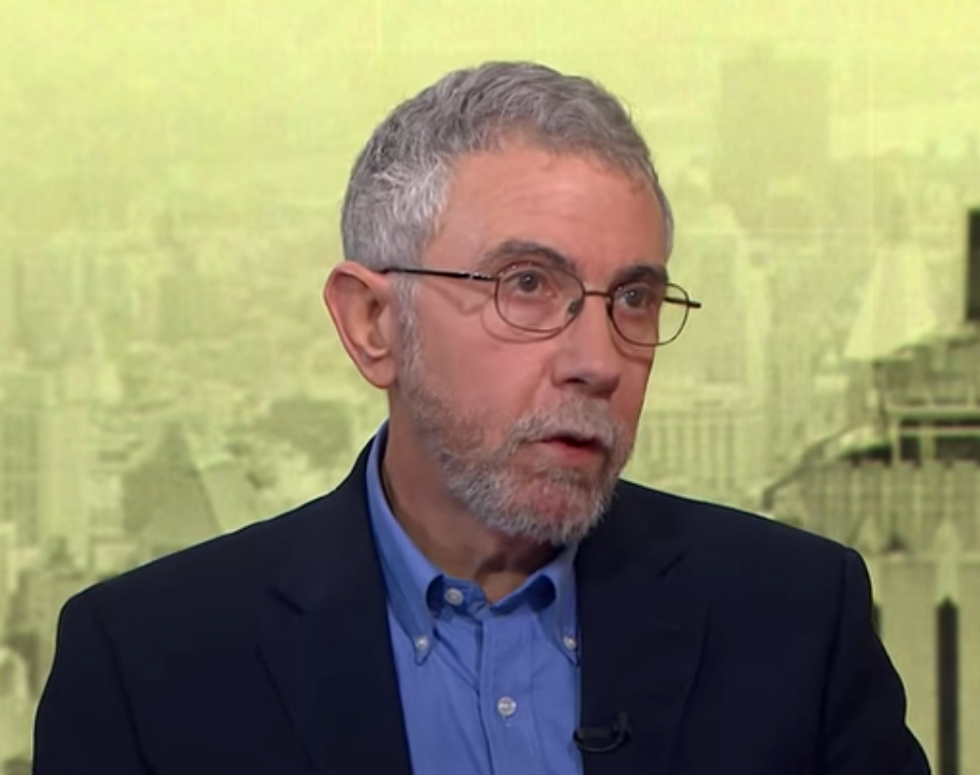'Republicans Are Coming for Your Health Care': Paul Krugman Exposes the GOP's Deceptive Plan to Destroy Obamacare