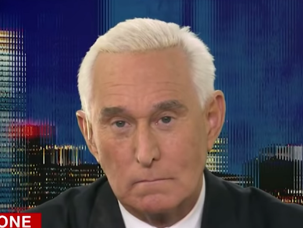 New report finds Mueller is investigating whether Roger Stone is guilty of intimidating a witness