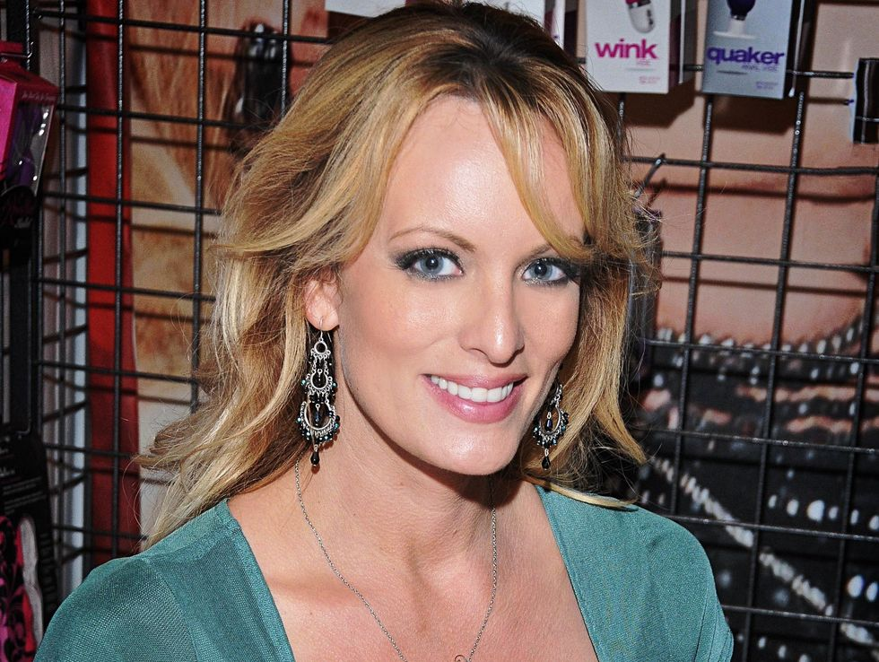 Stormy Daniels and the President's Penis: Why Do We Even Care About Trump's 'Endowment'?