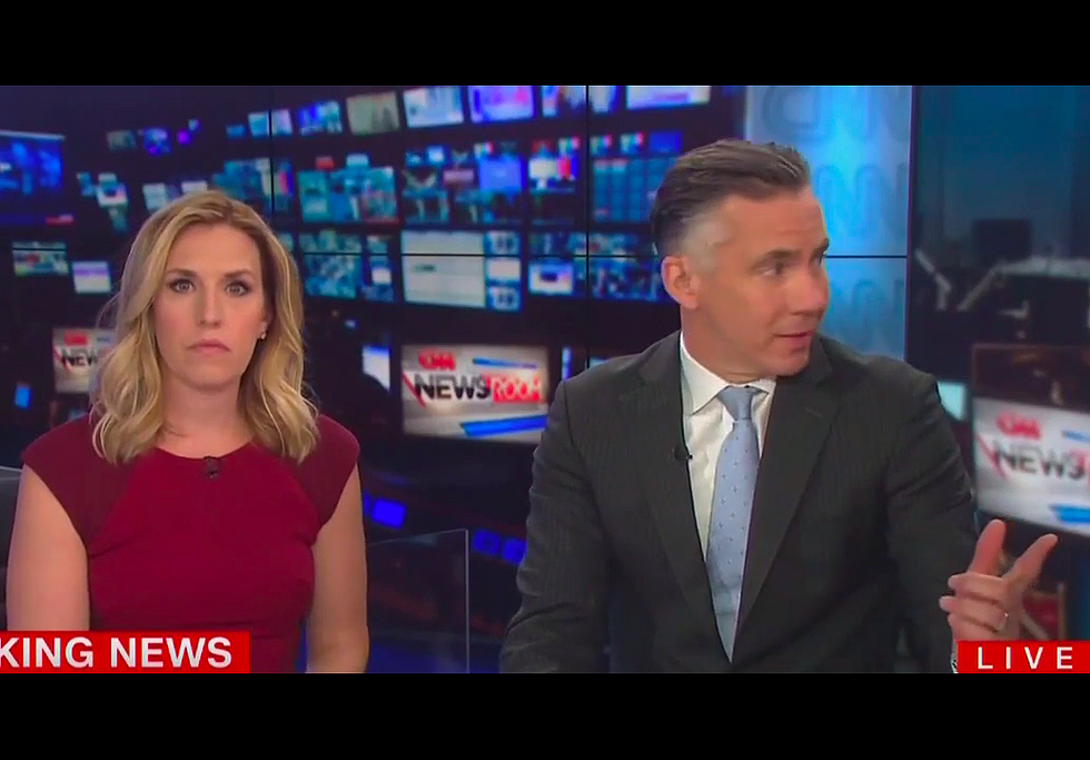 Live CNN Segment Interrupted by Evacuation Order After Suspicious Package Sent to Network Headquarters: 'Sounds Like a Fire Alarm'