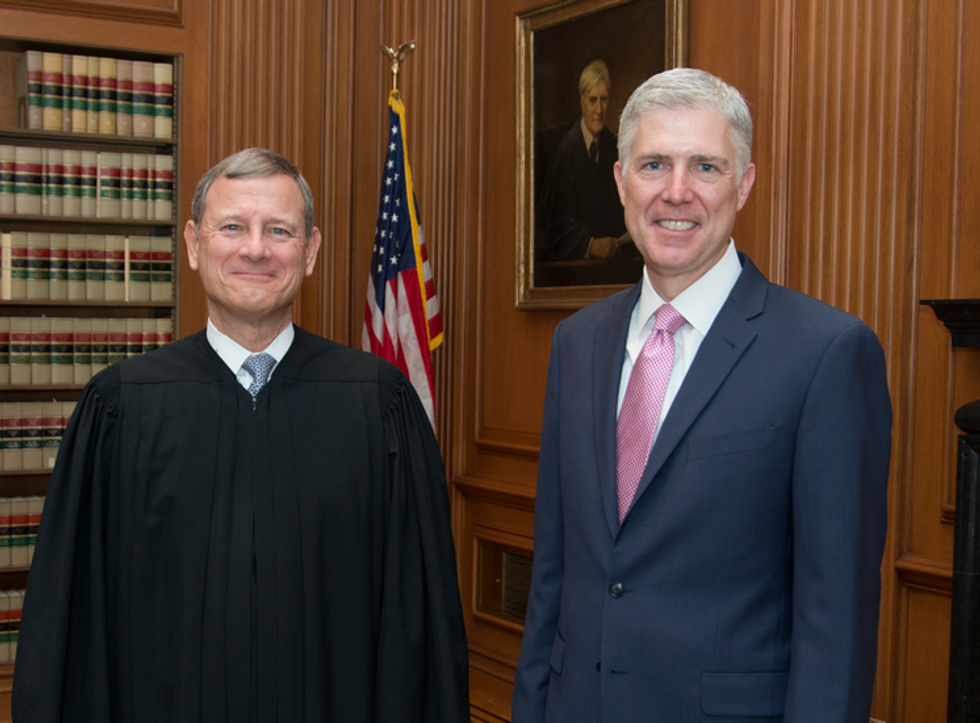 Chief Justice John Roberts Tries to Convince the Nation that US Supreme Court Is Still Legitimate