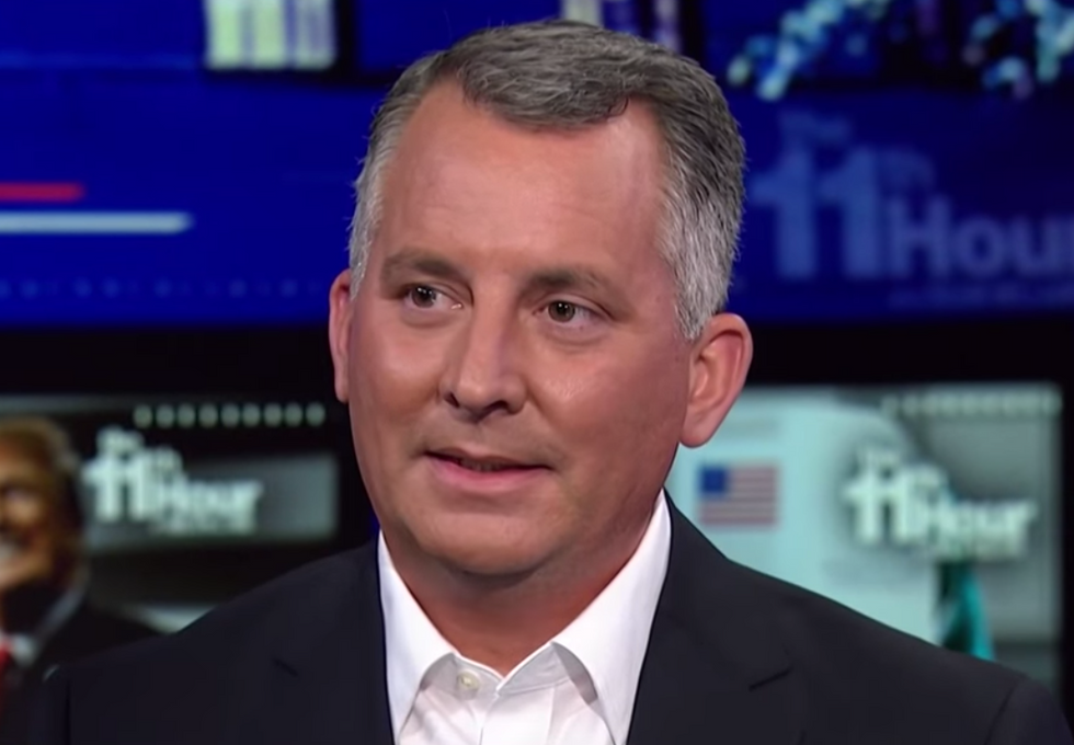 Former GOP Congressman David Jolly Explains Why He Just Left the Republican Party