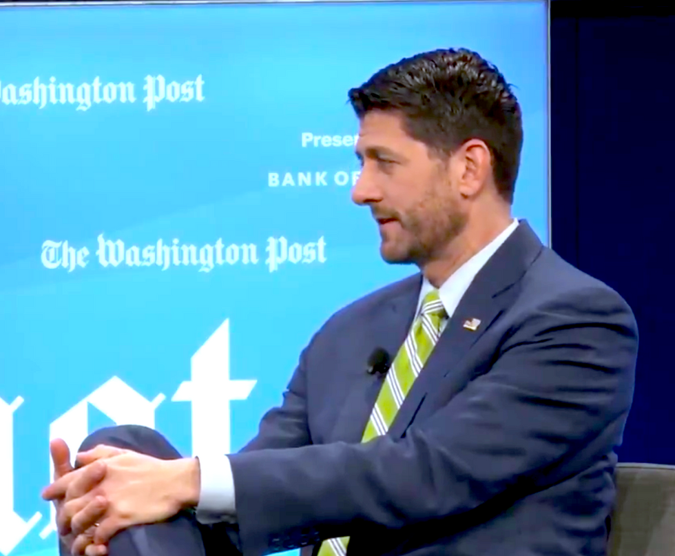 Historians destroy Paul Ryan's ridiculous claim that 'history' will be 'very good' to his defeated GOP majority