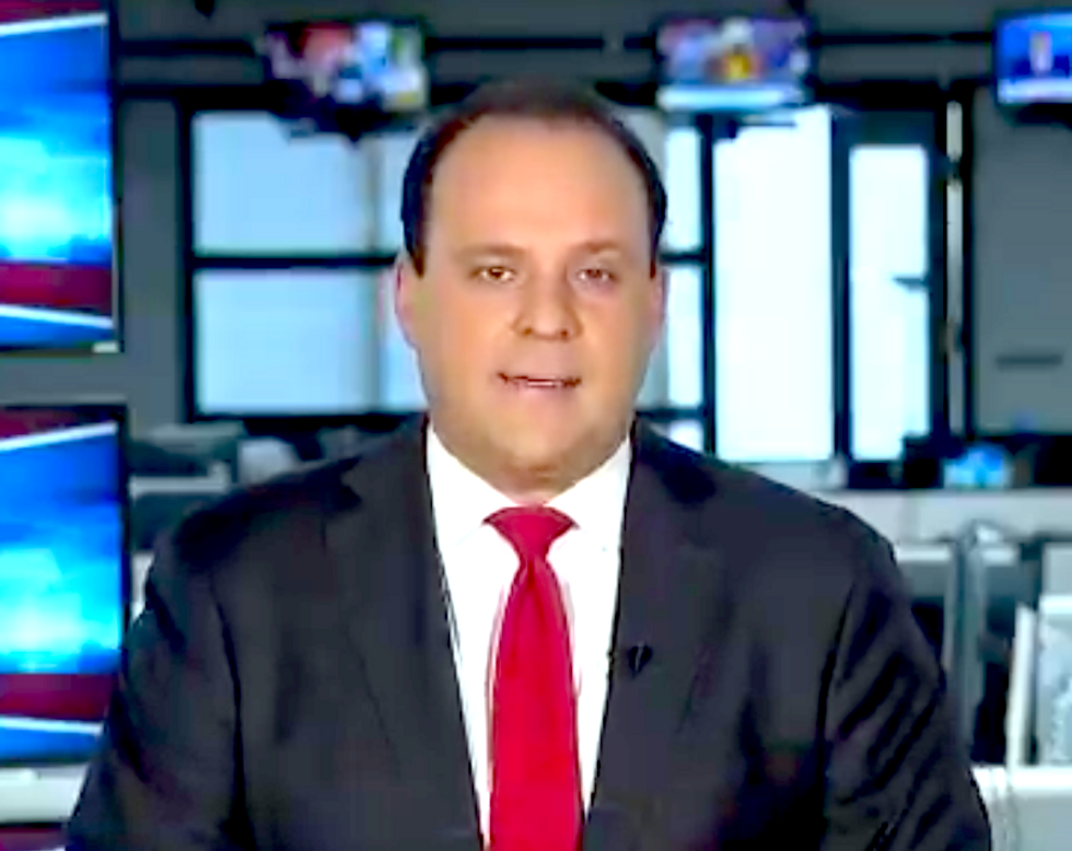 Trump-loving Sinclair is forcing local news stations to broadcast this bigoted segment defending the border tear-gas attack against children
