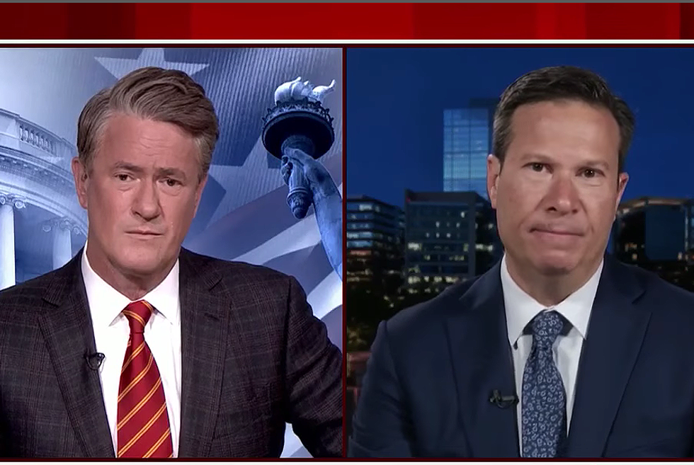 Ex-FBI Official Stuns MSNBC's Morning Joe by Reveling Extent of White House Limits on Kavanaugh Probe