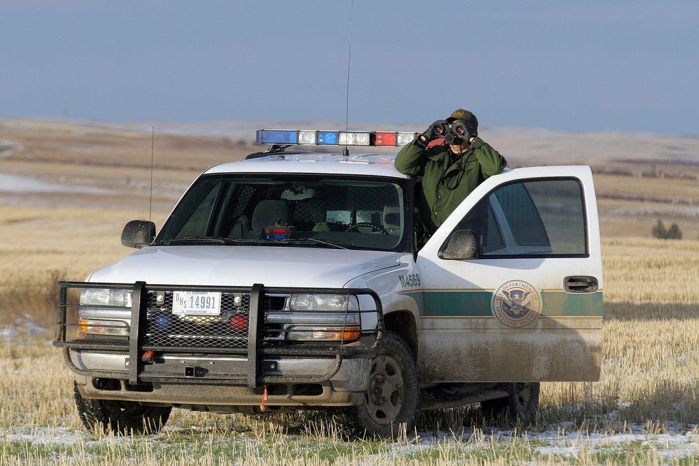 Texas Border Patrol Agent Accused of 'Serial Killing Spree' in Laredo