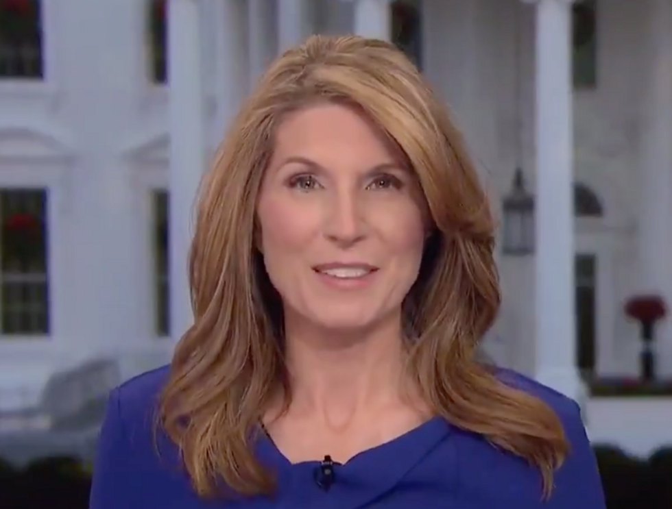 'The great unraveling of Donald Trump's defenses': MSNBC's Nicolle Wallace reveals how the president's excuses for crimes are falling apart