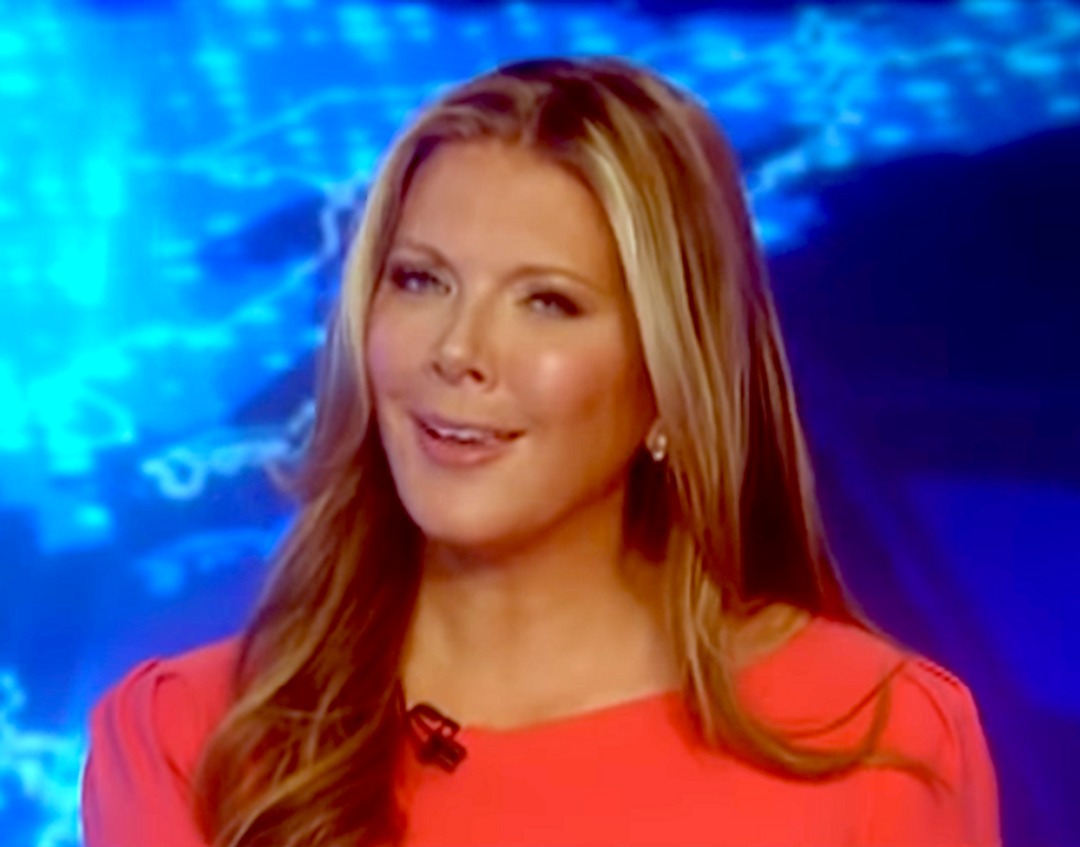 Fox Business Host Accuses the Media of Playing the 'Victim' After Bomb Was Sent to CNN