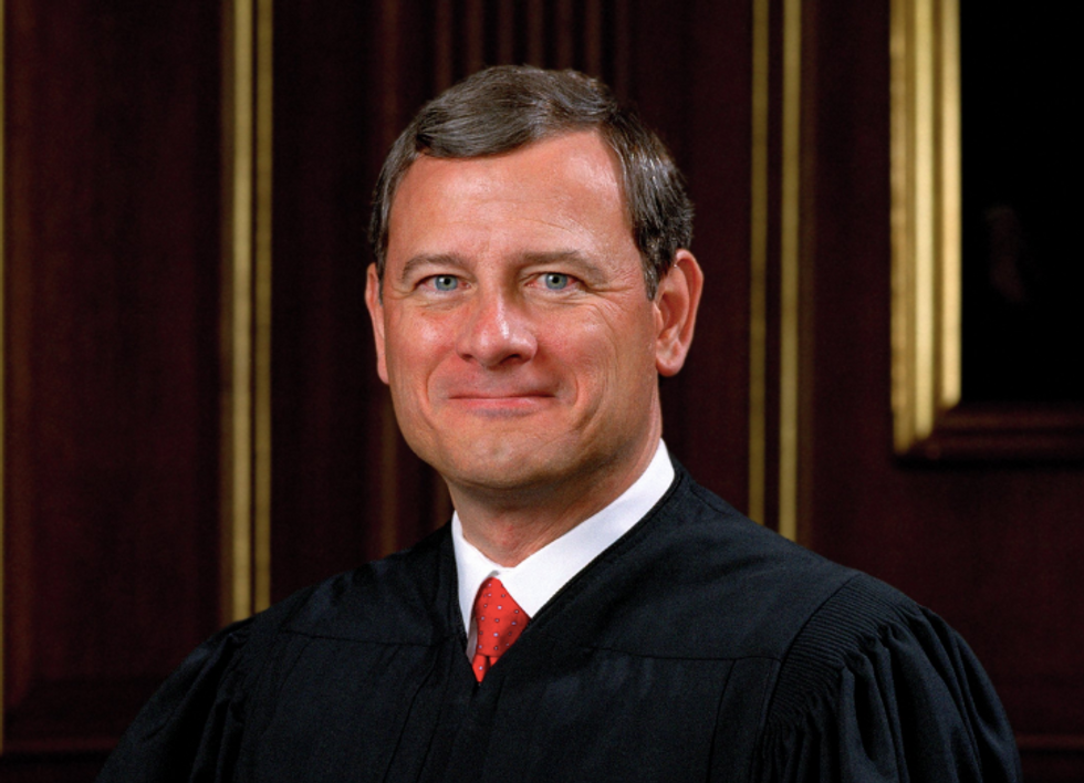 Chief Justice John Roberts just proved he's willing to stand up to Trump