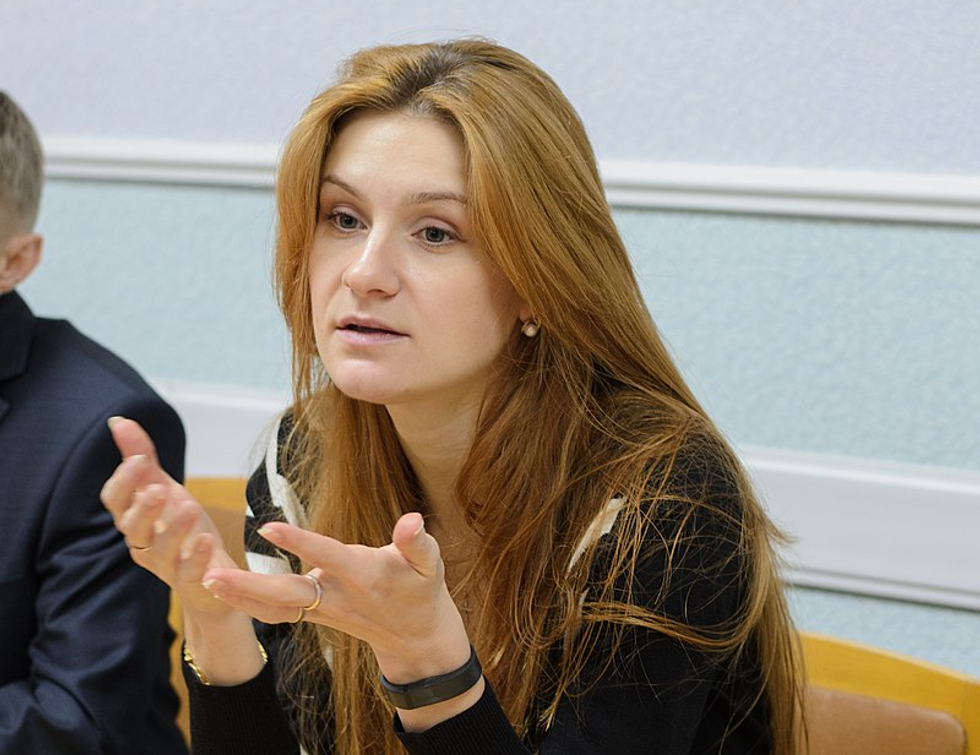 New report reveals the stunning details of alleged Russian spy Maria Butina's infiltration of conservative politics