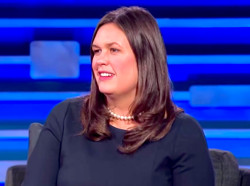 CNN humiliated the White House in court  -  and Sarah Sanders issued a petty and misleading statement in response