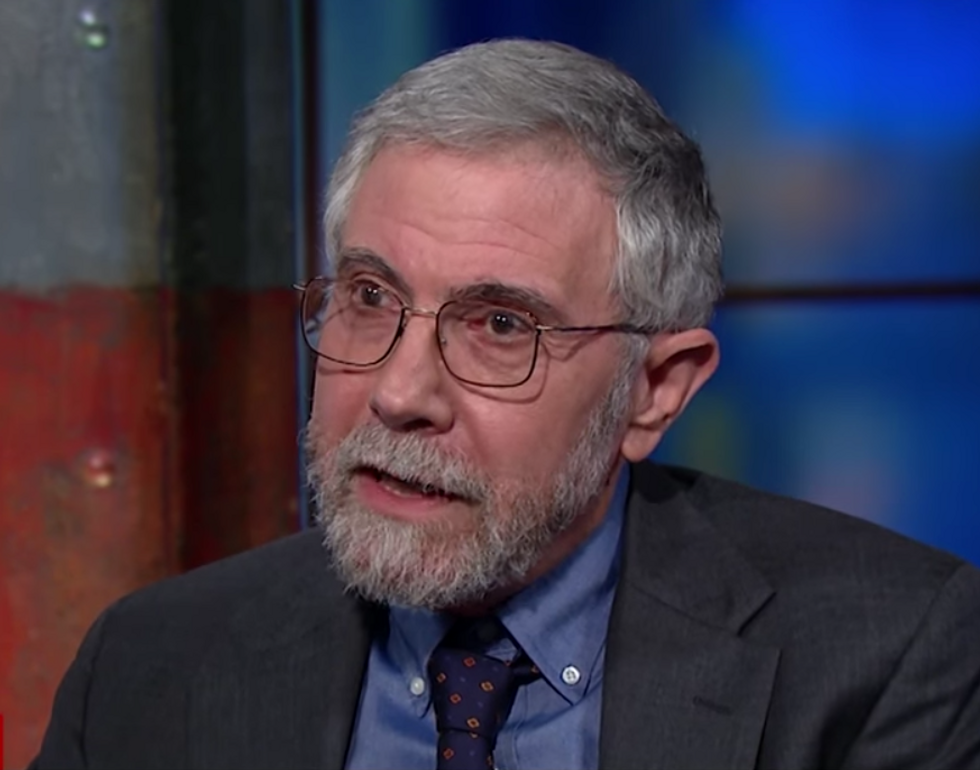 Paul Krugman's Prediction Was Just Vindicated  -  Republicans Really Are the Party of 'Starve the Beast'